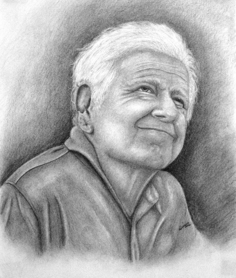 Don Pencil Portrait